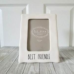 Rae Dunn BEST FRIENDS Picture Frame